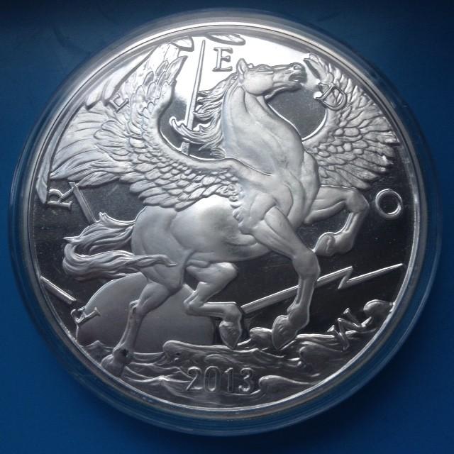 10 oz Silber