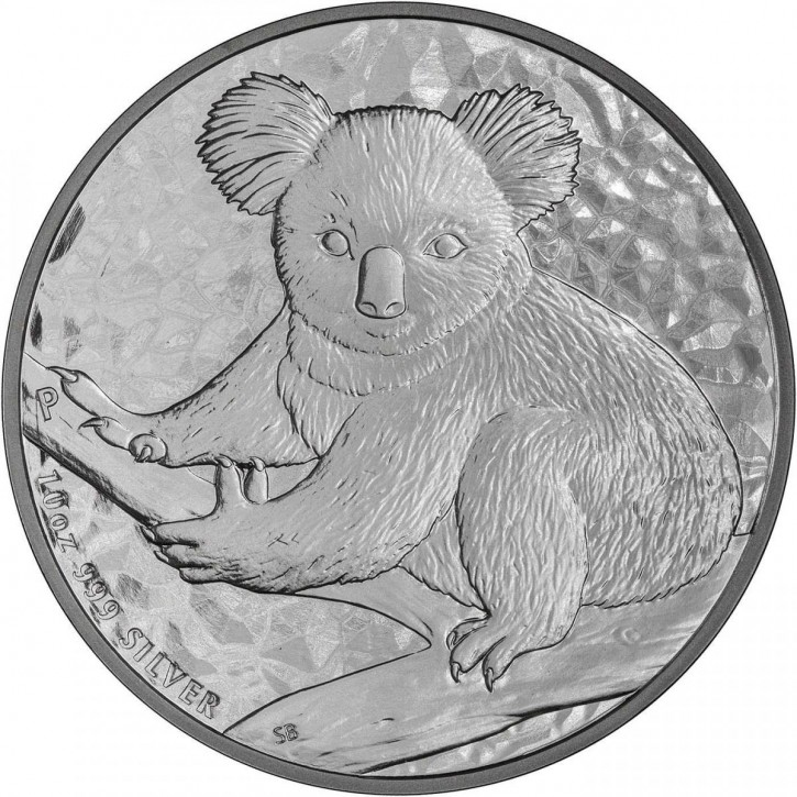 10 oz Silber Koala 2009 Perth Mint ( diff.besteuert nach §25a UStG )