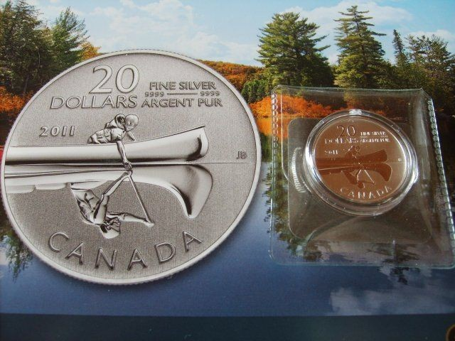 20 Dollar Canada