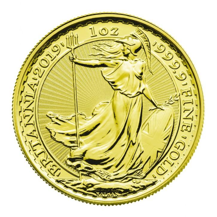 "1 oz Gold Grossbritannien "" Britannia 2019 """