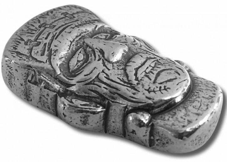 1,5 oz Silber Monarch Metals Spooky Silver Frankenstein Antique Finish ( inkl. gültiger gesetzl. Mwst )