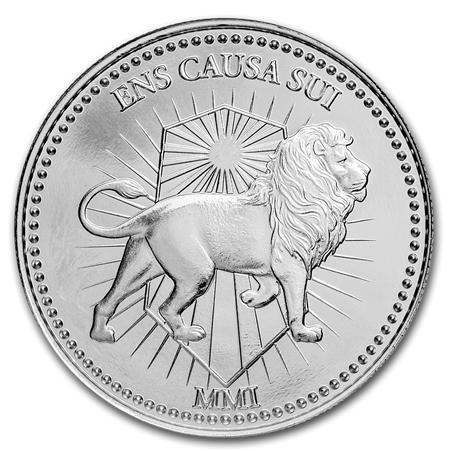 1 oz Silber John Wick® 1 oz Silver Continental Coin ( 19% Mwst )