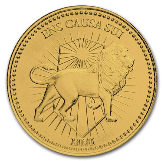 1 oz Gold John Wick® Continental Coin