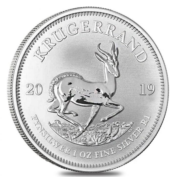 1 oz Silber Krügerrand 2019 ( diff.besteuert nach §25a UStG )