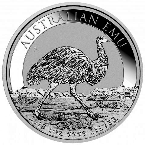 1 oz Silber Perth Mint