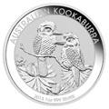 1 oz Silber Kookaburra 2013 in Kapsel  ( diff.besteuert nach §25a UStG )