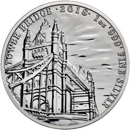 1 oz Silber Royal Mint
