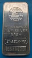 10 oz Silber Engelhard ( div. Motive ggf. ohne / mit Folie )  ( diff.besteuert nach §25a UStG )