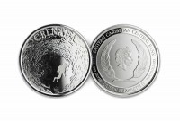 "1 oz Silber Grenada "" Diving Paradies 2019 "" Scottsdale Mint / Prooflike in Kapsel ( diff.besteuert nach §25a UStG )"