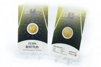 1/10 oz Gold Korea Rattus 2020 inkl. Card ( Komsco ) - max. 333