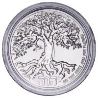 1 oz Platin Tree of life Reverse Proof 2021 in Box / COA - max. 333 ( diff.besteuert nach §25a UStG )