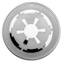 "1 oz Silber Niue "" Star Wars Galactic Empire / New Zealand Mint "" 2021 - max 25.000 ( diff.besteuert nach §25a UStG )"