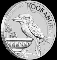 1 oz Silber Kookaburra 2022 in Kapsel - Perth Mint ( diff.besteuert nach §25a UStG )