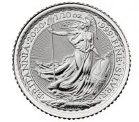 16 X 1/10 oz Silber Britannia 2020 = 1 Tube ( diff.besteuert nach §25a UStG )
