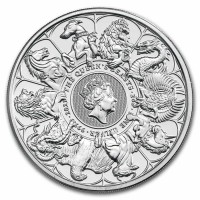 """2 oz Silber Royal Mint / United Kingdom """" Complete Collection / Completer """" - LZ: Mitte / Ende August ( diff.besteuert nach §25a UStG )"""