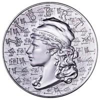 5 oz Silber Awakening Series 2te Ausgabe Ama-Gi / Liberty High Relief - max 2.000 ( inkl. gesetzl. Mwst )