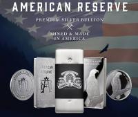 10 oz Silber Barren American Reserve Silver Asahi USA ( 19% Mwst )