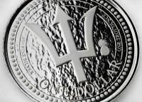 1 oz Silber Barbardos Trident Pineapple / Ananas geprägt bei Scottsdale Mint in Kapsel - max. 5.000 ( diff.besteuert nach §25a UStG )