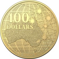 "1 oz Gold Australien "" Beneath the southern Skies "" in Kapsel 2020"