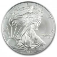 1 oz Silber Eagle div Jahre / ggf. angelaufen ( diff.besteuert nach §25a UStG )