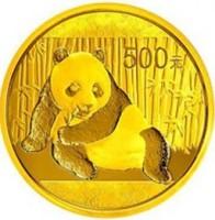 1/4 oz Gold China Panda 2015