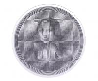 "1 oz Silber Tokelau "" Mona Lisa / Icon 2021 "" - max. 30.000 ( diff.besteuert nach §25a UStG )"