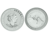 1 oz Silber Känguru Perth Mint 2020 - Neuware ( diff.besteuert nach §25a UStG )