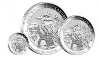 1 oz Silber Kookaburra 2019 in Kapsel ( diff.besteuert nach §25a UStG )