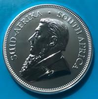 1 oz Silber Krügerrand 2020 / 2021 Neuware ( diff.besteuert nach §25a UStG )