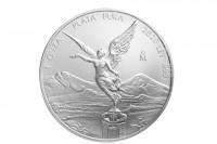 1 oz Silber Libertad Mexiko 2020 ( diff.besteuert nach §25a UStG )