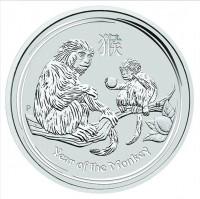 "5 oz Silber "" Lunar II "" in Kapsel Perth Mint  ( diff.besteuert nach §25a UStG )"