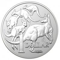 "1 oz Silber Australien "" Kangaroo Merlion Singapore "" in Kapsel 2019 - max. 5.000 Stk ( diff.besteuert nach §25a UStG )"