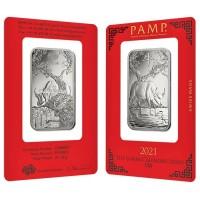 "1 oz Platin Pamp Suisse "" Lunar Ox "" - max 1.000 ( inkl. gesetzl. Mwst )"