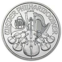 20 x 1 oz Silber Philharmoniker 2020 ( diff.besteuert nach §25a UStG )