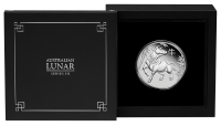 1 oz Platin Proof Perth Mint Lunar Ochse 2021 in Box + COA - max 188 Stk ( diff.besteuert nach §25a UStG )