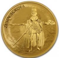 "1/2 oz Gold Korea "" Scrofa "" 2019 ( Komsco )"