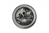 "1 oz Silber St. Vincent & the Grenadines "" Seaplane 2019 "" Scottsdale Mint / Prooflike in Kapsel ( diff.besteuert nach §25a UStG )"