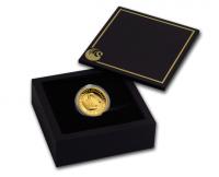 1 oz Gold Ultra High Relief 2019 Perth Mint Schwan inkl. Box / COA - max 188 stk