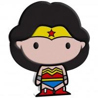 """1 oz Silber New Zealand Mint """" Chibi Coin - Wonder Woman """" 2020  inkl Box ( diff.besteuert nach §25a UStG )"""