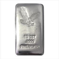 "10 oz Silber "" Eagle 2019 "" Barren ( 19% Mwst )"