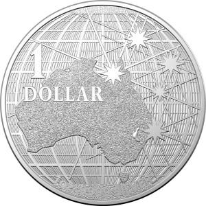 1 oz Silber Schnabeltier Beneath the Southern Skies 2021 Royal Australian Mint  ( diff.besteuert nach §25a UStG )