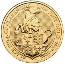 1 oz Gold Royal Mint / United Kingdom