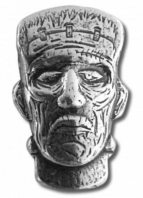 1,5 oz Silber Monarch Metals Spooky Silver Frankenstein Antique Finish ( 19% Mwst )
