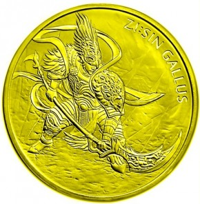 1 oz Gold Korea