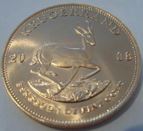 1/2 oz Gold Krügerrand