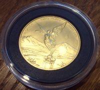 1/10 oz Gold Libertad ( div Jahre vorrangig 2009 und 2011 )
