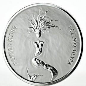 1 oz Silber Prooflike Fiji