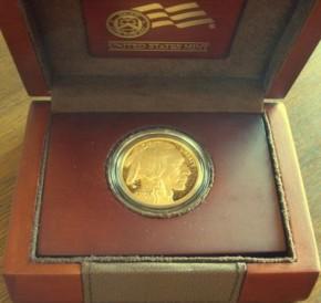 1 oz Gold Buffalo Proof inkl. Box/COA ( Jahrgang unserer Wahl )