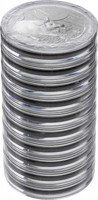 1 oz Silber Royal Australian Mint Lunar Ox / Ochse in Kapsel - max. 50.000 Stk ( diff.besteuert nach §25a UStG )