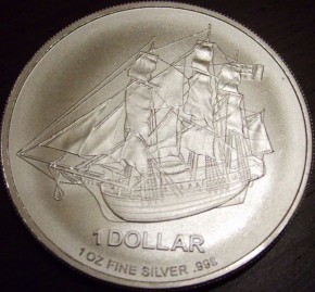 1 oz Cook Islands